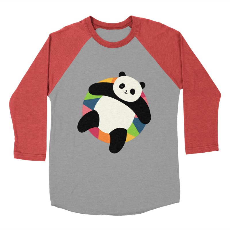 Chillin Women's Baseball Triblend Longsleeve T-Shirt by andywestface's Artist Shop
