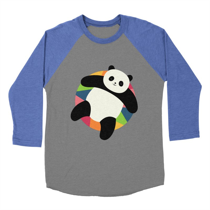 Chillin Men's Baseball Triblend Longsleeve T-Shirt by andywestface's Artist Shop