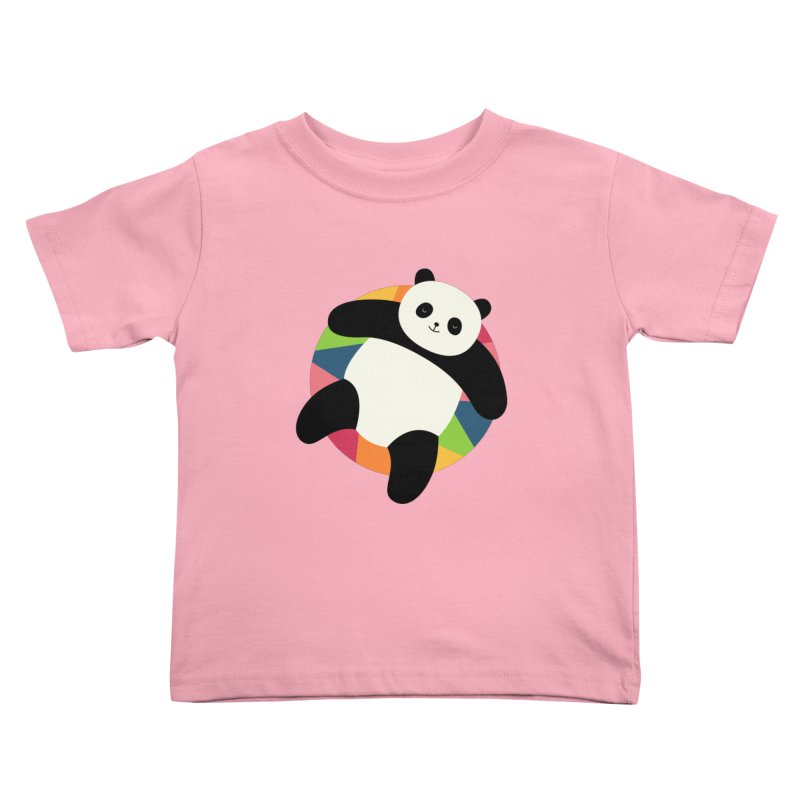 Chillin Kids Toddler T-Shirt by andywestface's Artist Shop