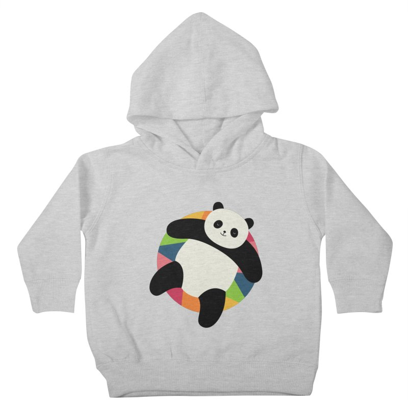 Chillin Kids Toddler Pullover Hoody by andywestface's Artist Shop