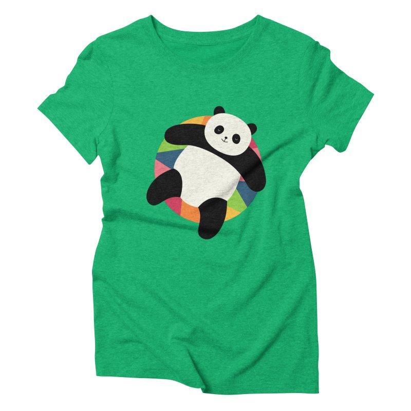 Chillin Women's Triblend T-Shirt by andywestface's Artist Shop