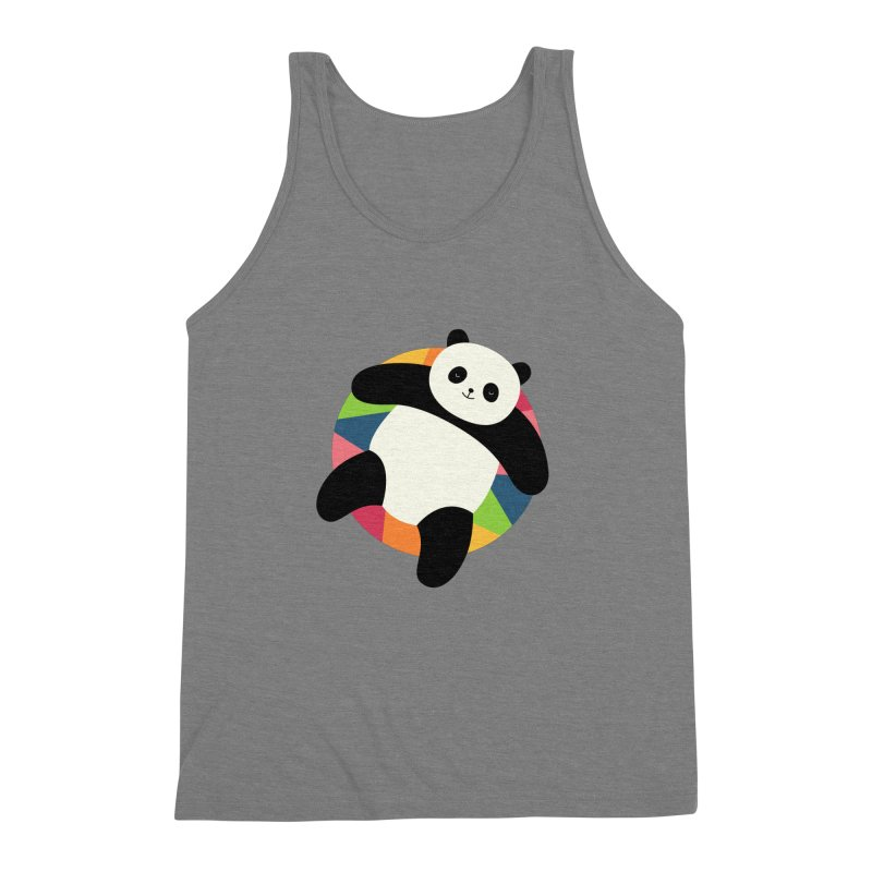 Chillin Men's Triblend Tank by andywestface's Artist Shop