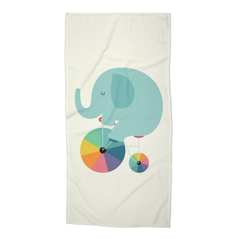 Beautiful Ride Accessories Beach Towel by andywestface's Artist Shop