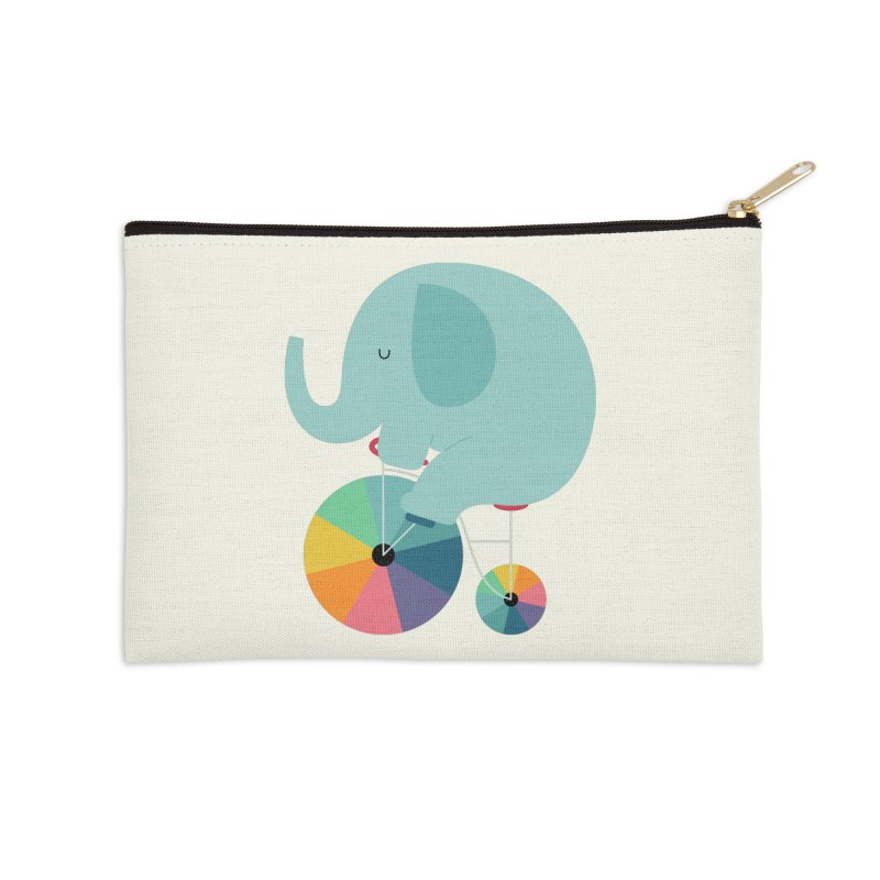Beautiful Ride Accessories Zip Pouch by andywestface's Artist Shop