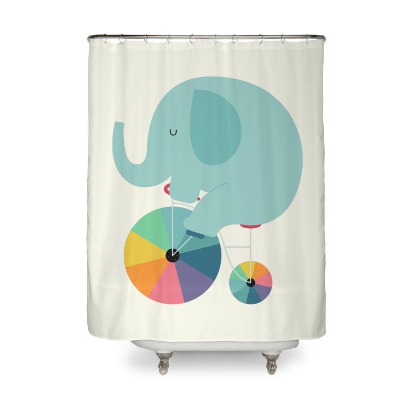 Beautiful Ride Home Shower Curtain by andywestface's Artist Shop