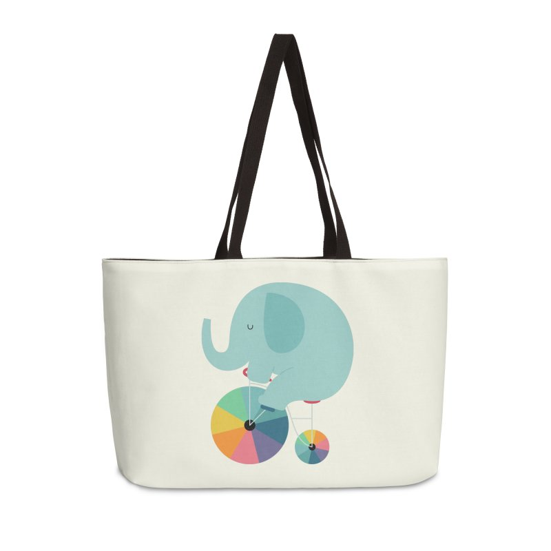 Beautiful Ride Accessories Weekender Bag Bag by andywestface's Artist Shop