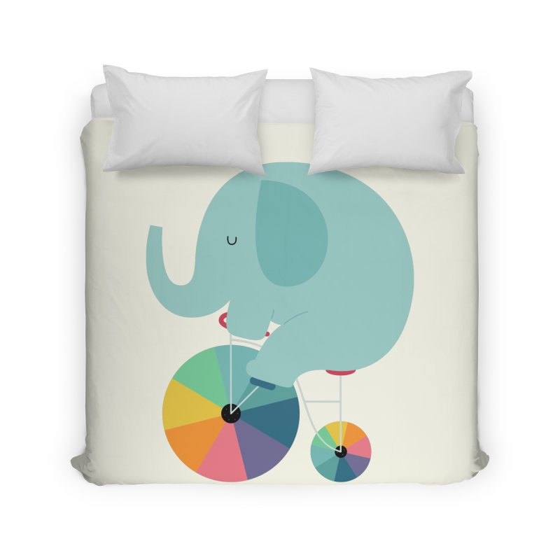 Beautiful Ride Home Duvet by andywestface's Artist Shop