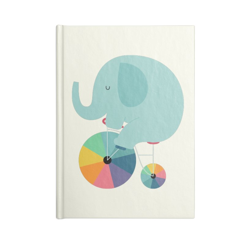 Beautiful Ride Accessories Lined Journal Notebook by andywestface's Artist Shop