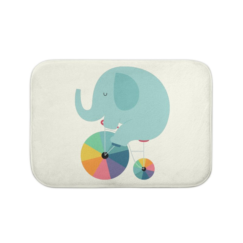 Beautiful Ride Home Bath Mat by andywestface's Artist Shop