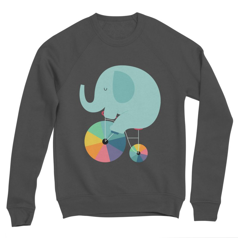 Beautiful Ride Men's Sponge Fleece Sweatshirt by andywestface's Artist Shop
