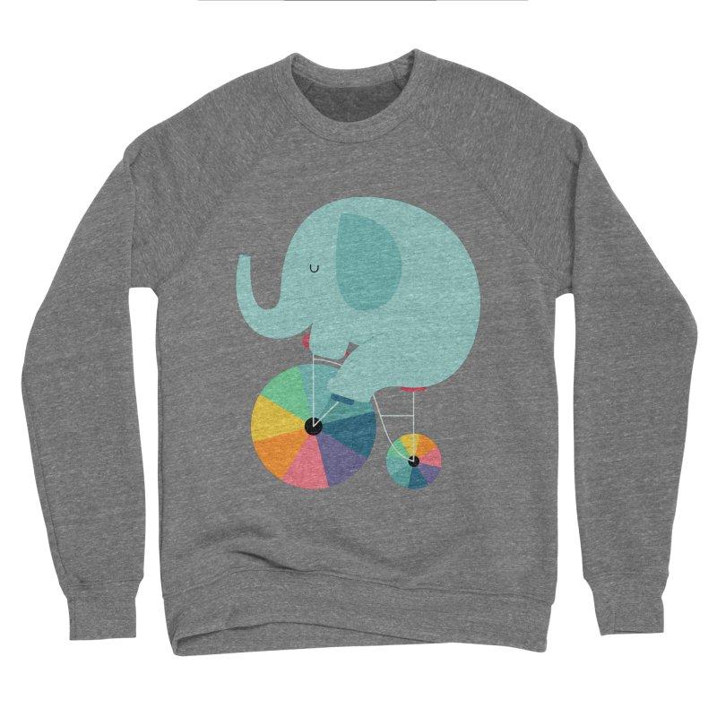 Beautiful Ride Women's Sponge Fleece Sweatshirt by andywestface's Artist Shop