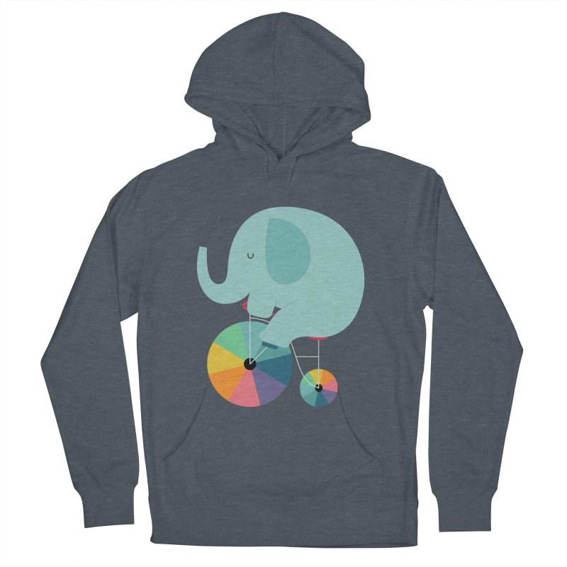 Beautiful Ride Women's French Terry Pullover Hoody by andywestface's Artist Shop