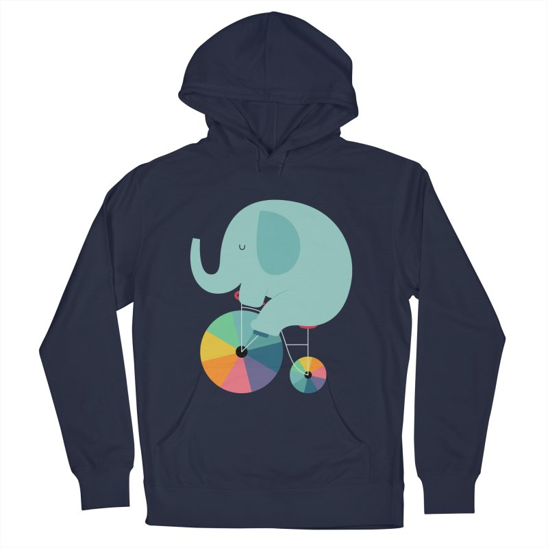 Beautiful Ride Men's French Terry Pullover Hoody by andywestface's Artist Shop