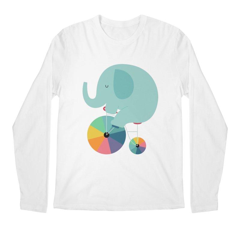 Beautiful Ride Men's Regular Longsleeve T-Shirt by andywestface's Artist Shop
