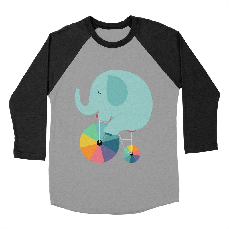Beautiful Ride Men's Baseball Triblend Longsleeve T-Shirt by andywestface's Artist Shop