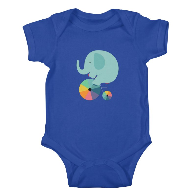 Beautiful Ride Kids Baby Bodysuit by andywestface's Artist Shop