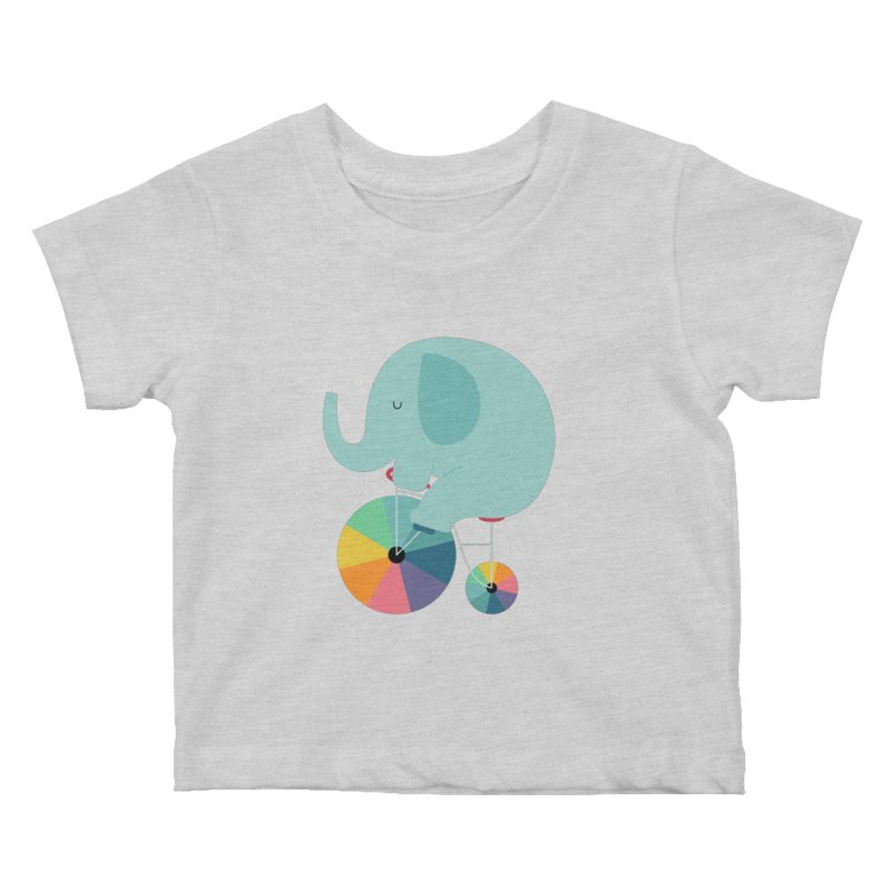 Beautiful Ride Kids Baby T-Shirt by andywestface's Artist Shop