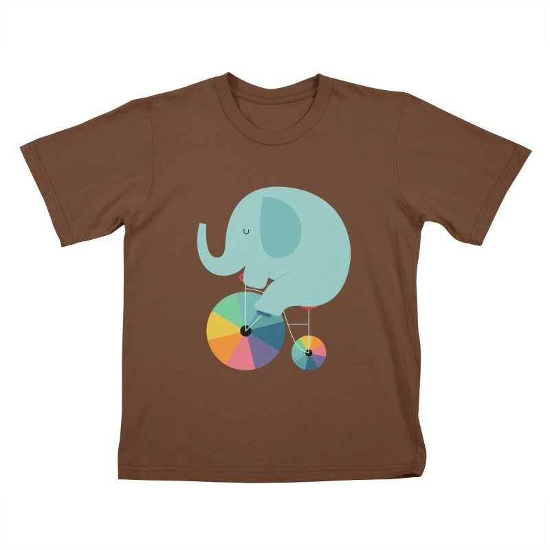Beautiful Ride Kids T-Shirt by andywestface's Artist Shop