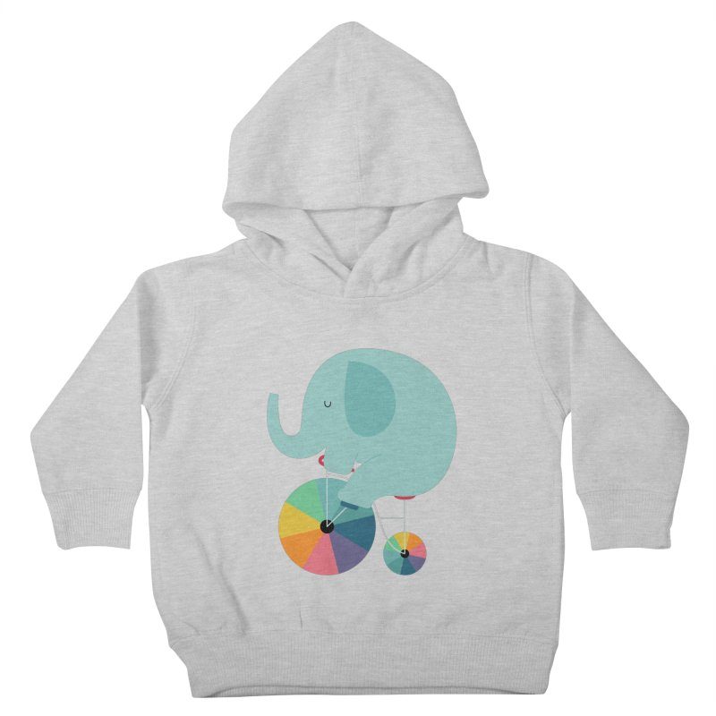Beautiful Ride Kids Toddler Pullover Hoody by andywestface's Artist Shop