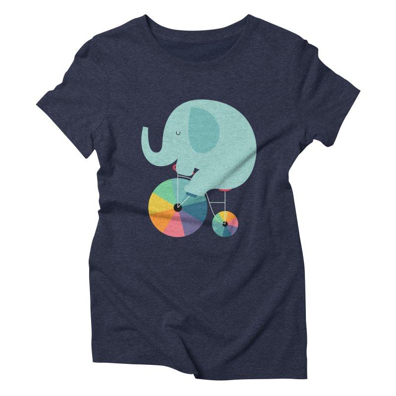 Beautiful Ride Women's Triblend T-Shirt by andywestface's Artist Shop