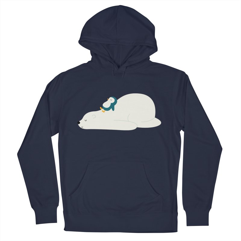 Time To Chill Men's Pullover Hoody by andywestface's Artist Shop