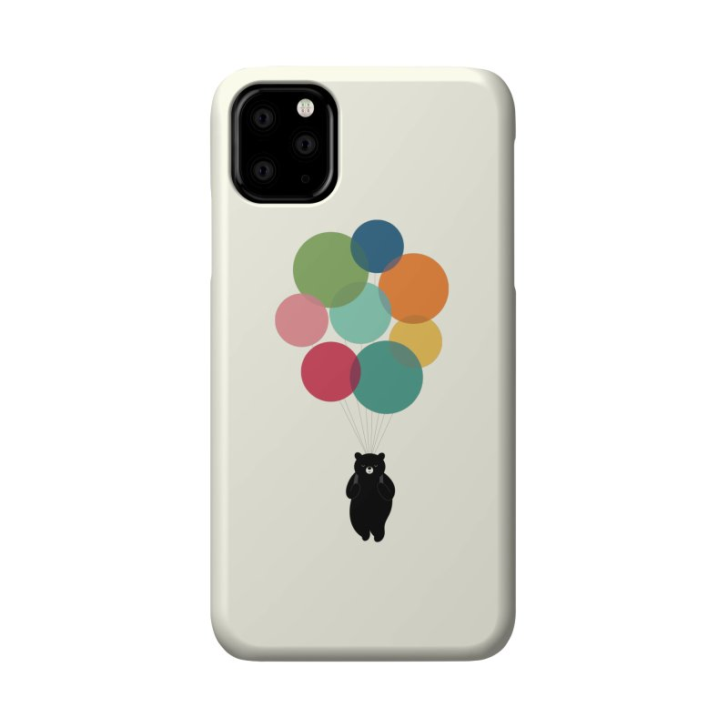 Happy Landing Accessories Phone Case by andywestface's Artist Shop