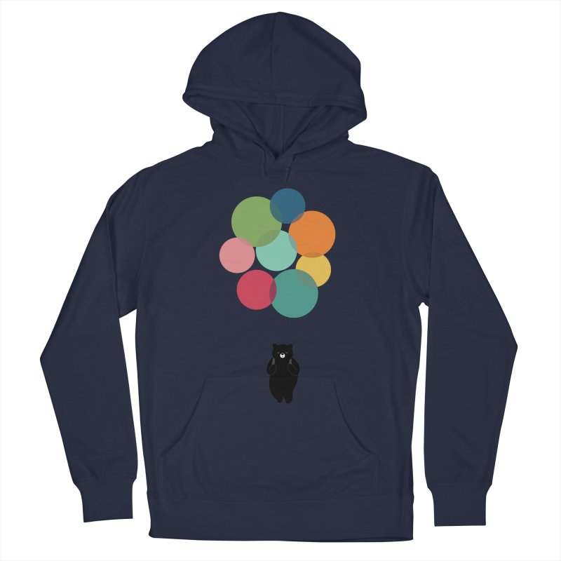 Happy Landing Men's Pullover Hoody by andywestface's Artist Shop