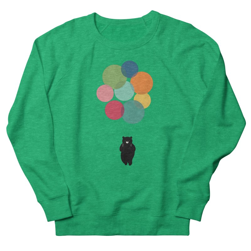 Happy Landing Women's Sweatshirt by andywestface's Artist Shop