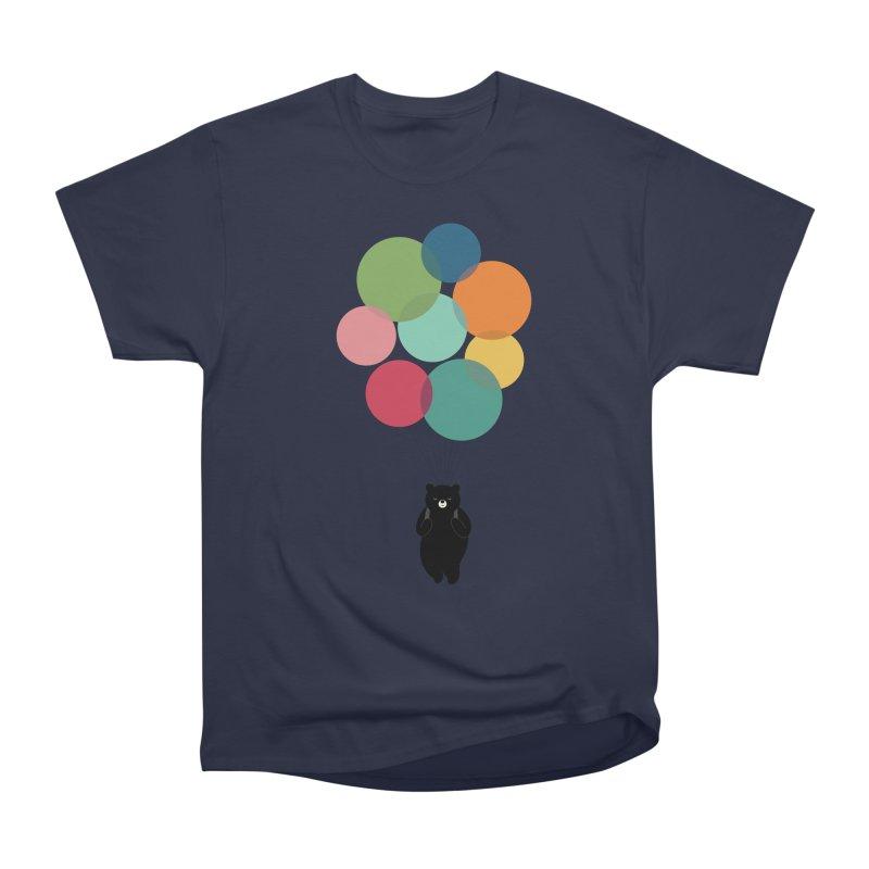 Happy Landing Men's Heavyweight T-Shirt by andywestface's Artist Shop