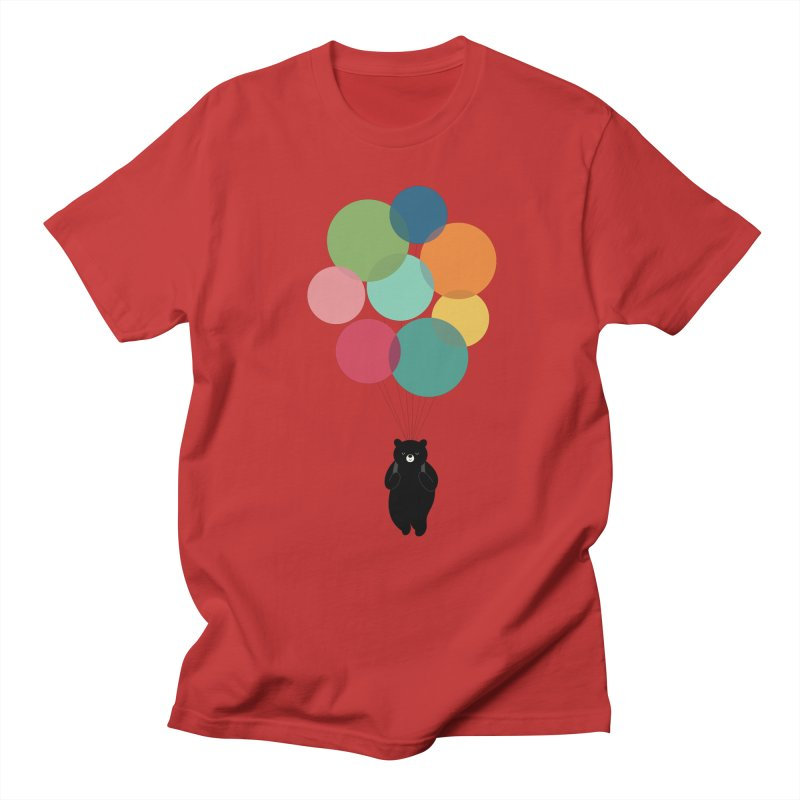 Happy Landing Women's Regular Unisex T-Shirt by andywestface's Artist Shop