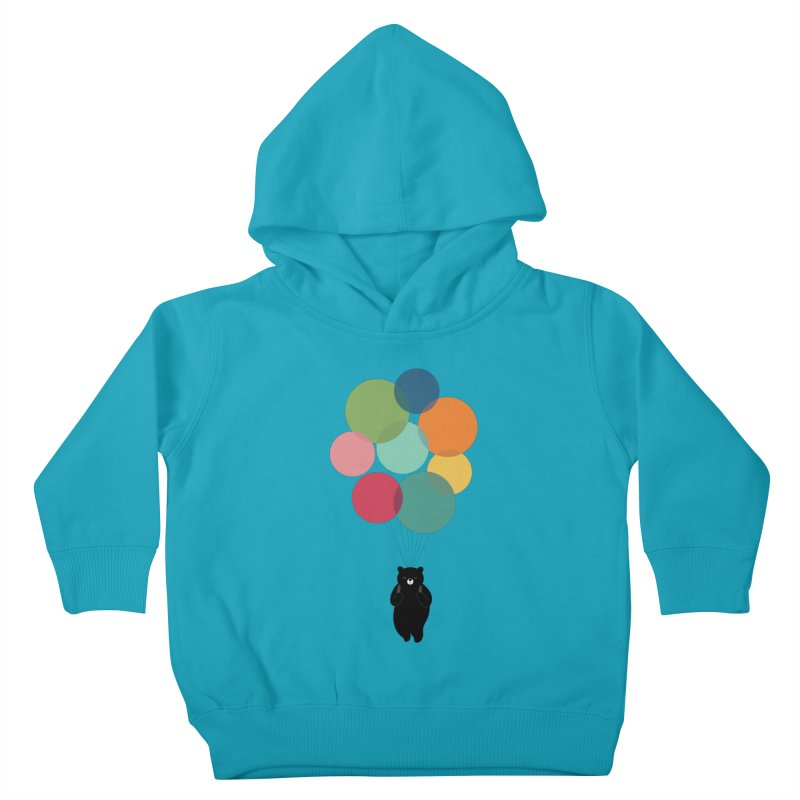 Happy Landing Kids Toddler Pullover Hoody by andywestface's Artist Shop