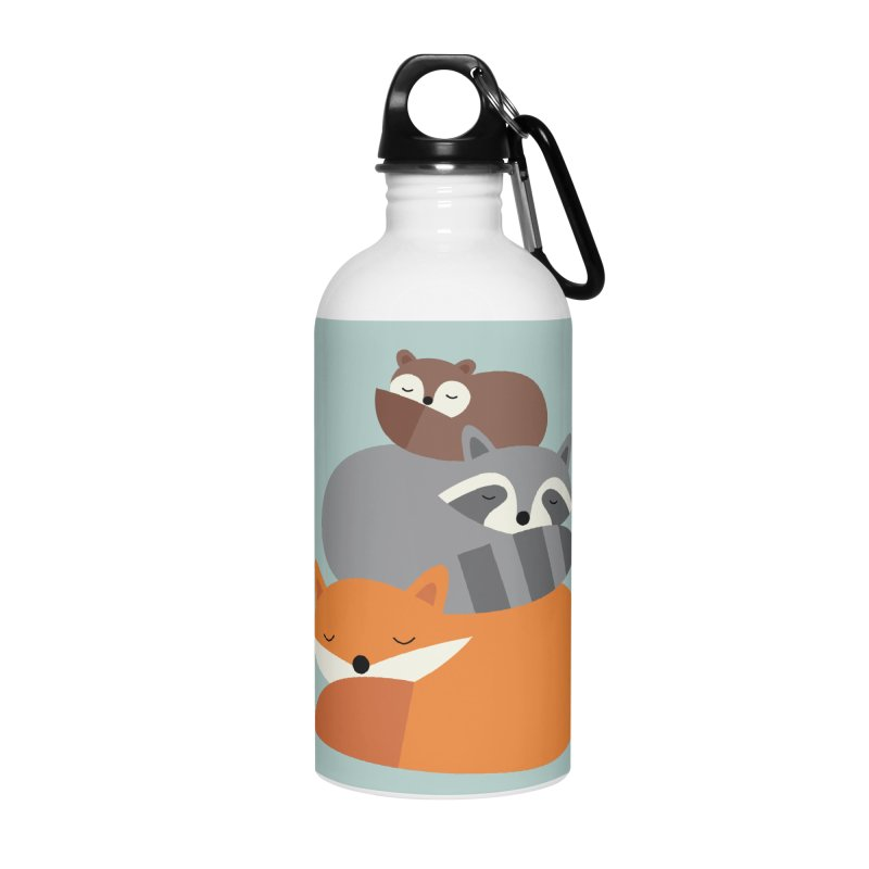 Dream Together Accessories Water Bottle by andywestface's Artist Shop