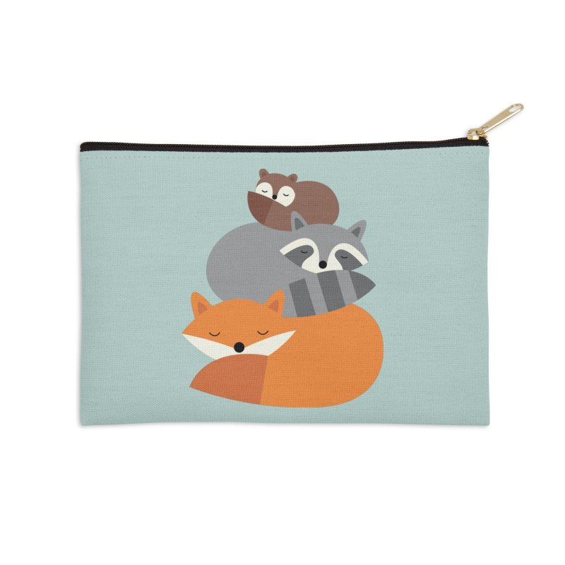 Dream Together Accessories Zip Pouch by andywestface's Artist Shop