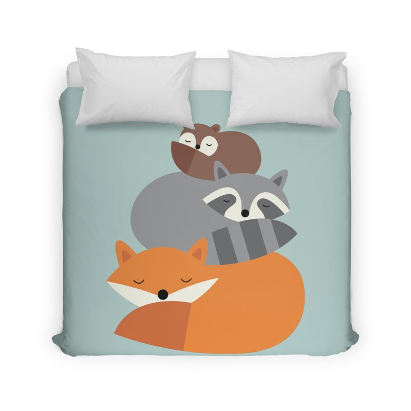 Dream Together Home Duvet by andywestface's Artist Shop