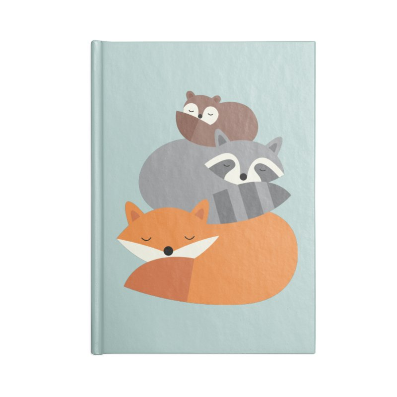 Dream Together Accessories Blank Journal Notebook by andywestface's Artist Shop