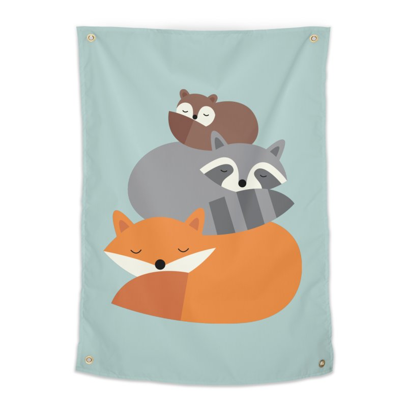 Dream Together Home Tapestry by andywestface's Artist Shop
