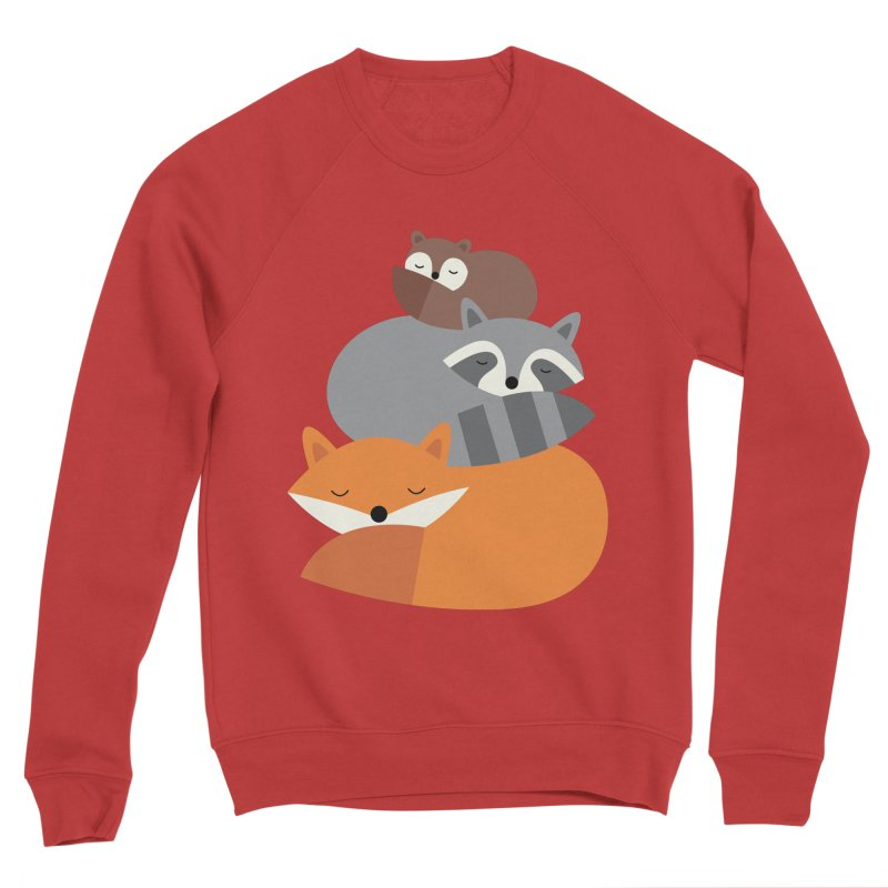 Dream Together Women's Sponge Fleece Sweatshirt by andywestface's Artist Shop