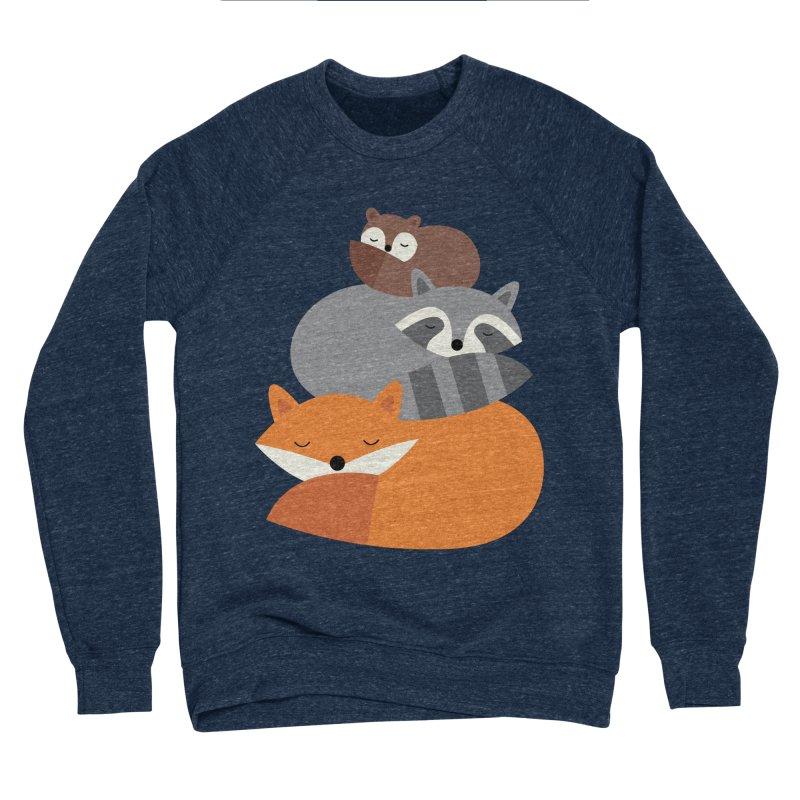Dream Together Men's Sponge Fleece Sweatshirt by andywestface's Artist Shop