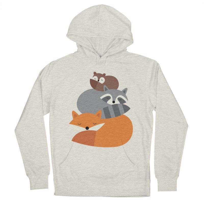 Dream Together Women's French Terry Pullover Hoody by andywestface's Artist Shop