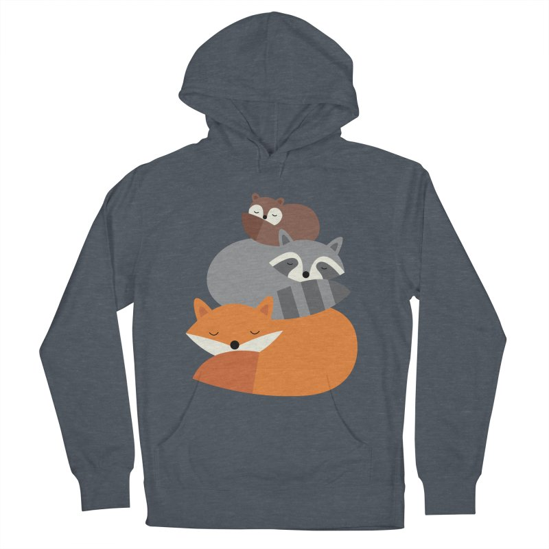 Dream Together Men's French Terry Pullover Hoody by andywestface's Artist Shop