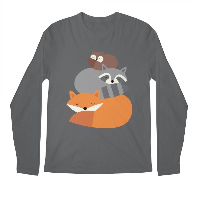 Dream Together Men's Regular Longsleeve T-Shirt by andywestface's Artist Shop
