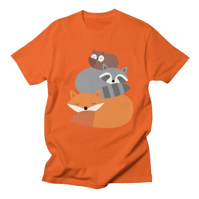 Dream Together Men's Regular T-Shirt by andywestface's Artist Shop