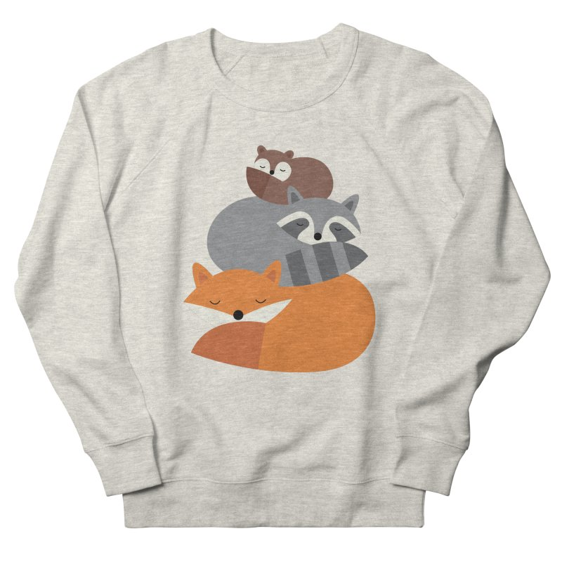 Dream Together Men's French Terry Sweatshirt by andywestface's Artist Shop