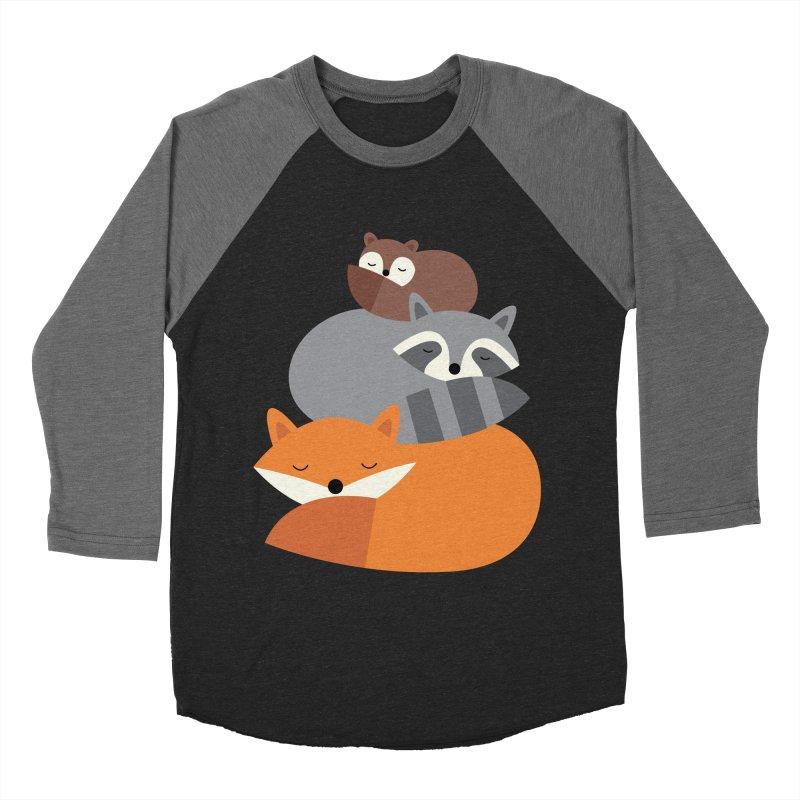Dream Together Men's Baseball Triblend Longsleeve T-Shirt by andywestface's Artist Shop