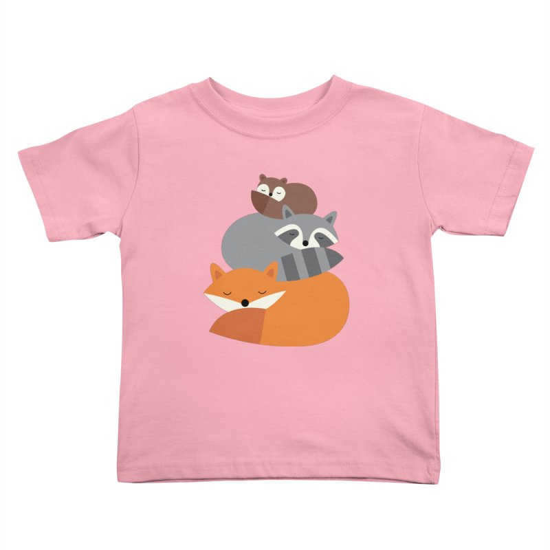 Dream Together Kids Toddler T-Shirt by andywestface's Artist Shop