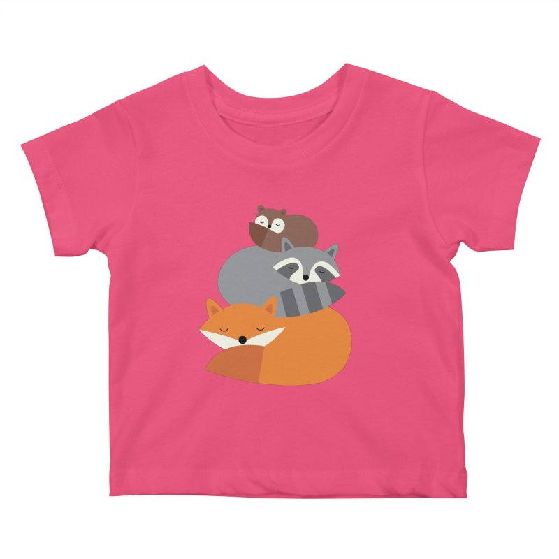 Dream Together Kids Baby T-Shirt by andywestface's Artist Shop