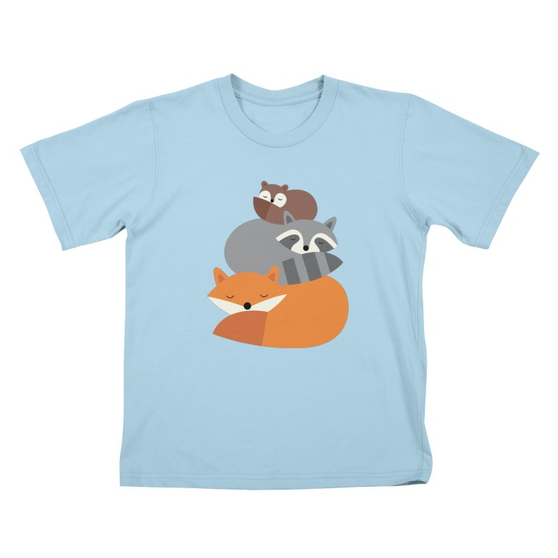 Dream Together Kids T-Shirt by andywestface's Artist Shop