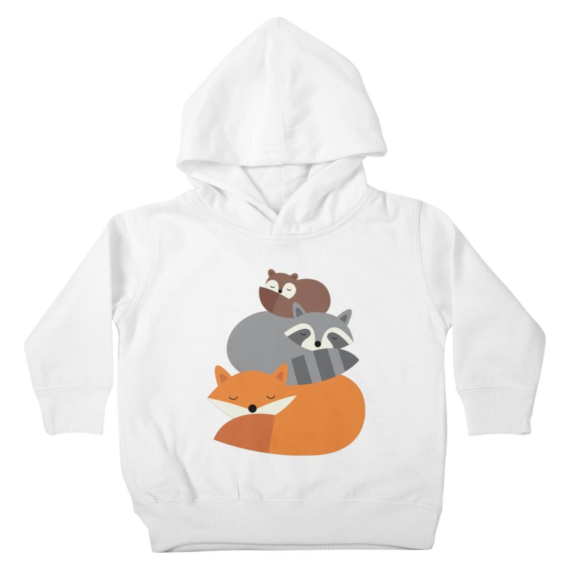 Dream Together Kids Toddler Pullover Hoody by andywestface's Artist Shop