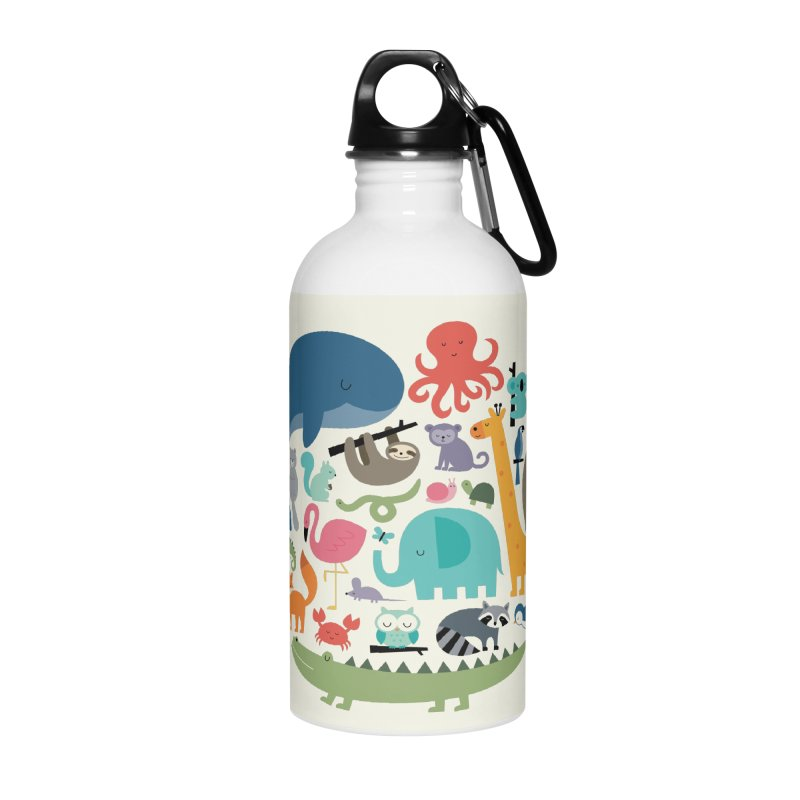 We Are One Accessories Water Bottle by andywestface's Artist Shop