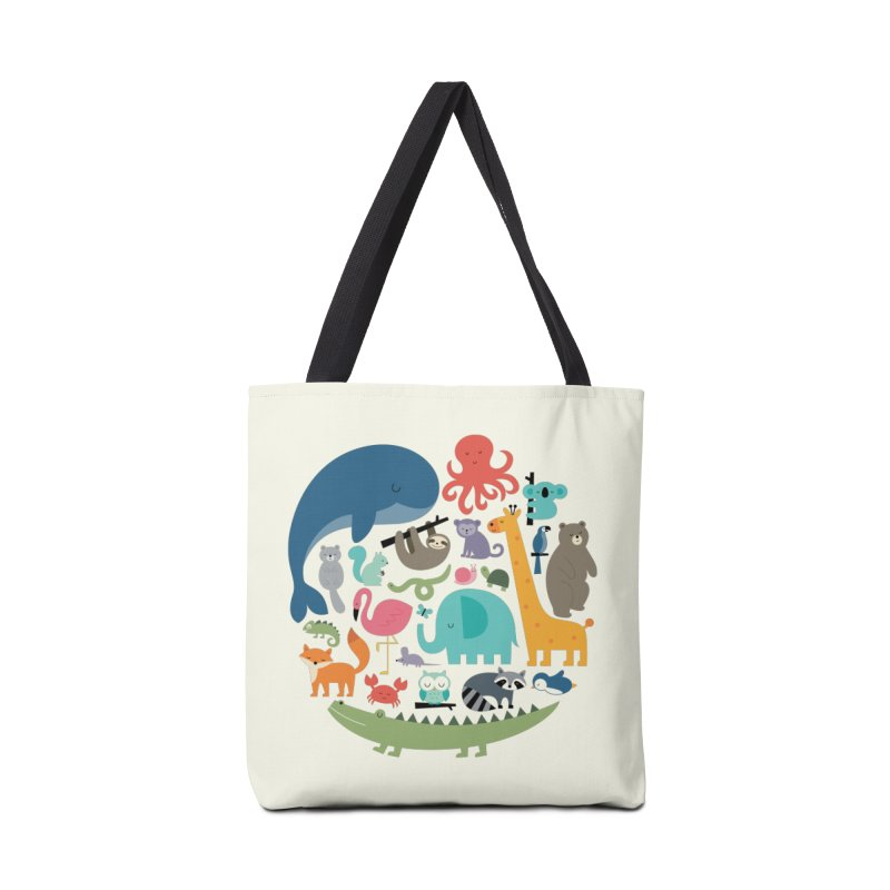 We Are One Accessories Bag by andywestface's Artist Shop